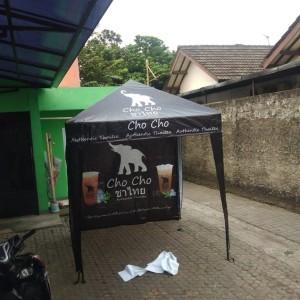 Harga tenda cafe 2x2 branding plus | HARGALOKA.COM