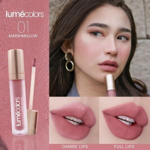 Harga lumecolors velvet lip amp cheek mousse | HARGALOKA.COM
