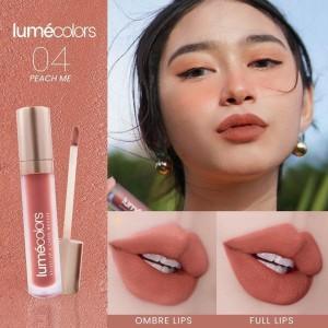 Harga lumecolors velvet lip amp cheek mousse peach | HARGALOKA.COM