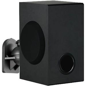 Harga sitstand wall mount bookshelf bracket speaker surround x2   HARGALOKA.COM