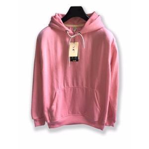 Harga jaket hoodie premium camoe original merah muda baby pink basic   | HARGALOKA.COM