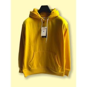 Harga jaket hoodie premium camoe original yellow kuning basic   | HARGALOKA.COM