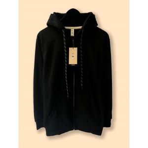 Harga jaket hoodie zipper resleting camoe original black hitam basic   | HARGALOKA.COM