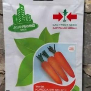 Harga benih bibit wortel panah merah 1000 | HARGALOKA.COM