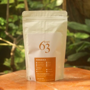 Harga kopi arabika timor timur 250 gram     HARGALOKA.COM