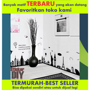 Info Wallpaper Sticker Dinding 45cm X 10m Garis Hijau Katalog.or.id