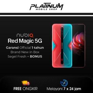 Harga zte nubia red magic 5g sd 865 12 256  ram 12gb internal 256gb new bnib   12 intrnl 256gb | HARGALOKA.COM