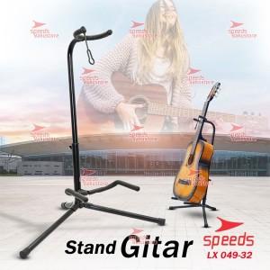 Harga stand gitar bass ukulele dudukan gitar penyangga gitar jepitan | HARGALOKA.COM