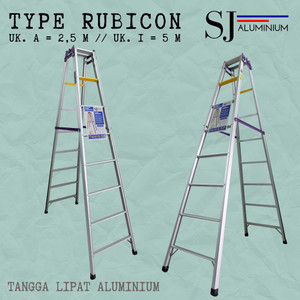 Info Tangga Lipat Aluminium Merk Queen 2 5 Meter Katalog.or.id