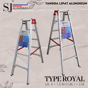 Katalog New Tangga Lipat Aluminium Merk Master 2 5 Meter Katalog.or.id