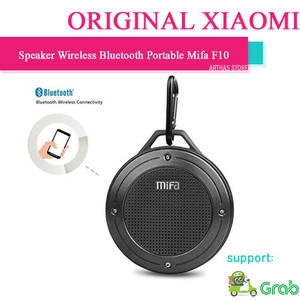 Harga original speaker bluetooth xiaomi mifa f10 outdoor portable wireless   | HARGALOKA.COM