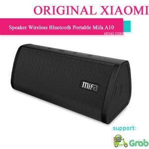 Harga speaker wireless portable bluetooth a10 not f7 f10 f6 mifa original   | HARGALOKA.COM
