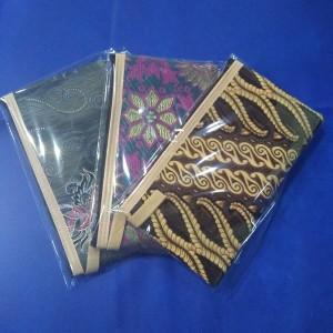 Harga souvenir dompet batik tali kotak pensil batik dompet | HARGALOKA.COM