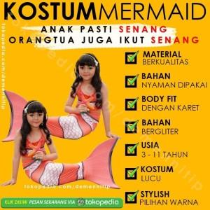 Info Baju Renang Anak Putri Duyung Katalog.or.id