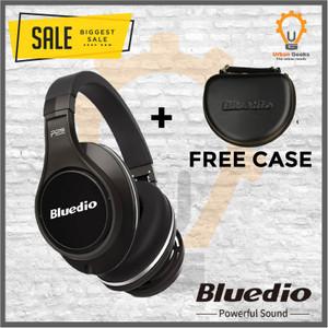 Harga bluedio ufo premium wireless bluetooth headset high end headphone ori   gen 2nd | HARGALOKA.COM