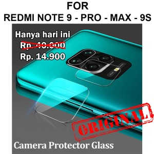Harga camera tempered glass xiaomi redmi note 9   9 pro max 9s anti gores | HARGALOKA.COM