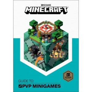 Harga buku import minecraft guide to pvp minigames hard cover | HARGALOKA.COM