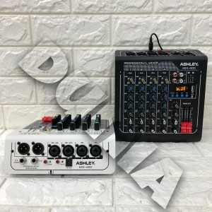 Harga mixer ashley mix 400 original 4 channel | HARGALOKA.COM