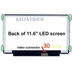Harga screen lcd led hp x360 11 ab037tu series 11 6 | HARGALOKA.COM