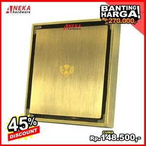 Harga Smart Floor Drain Minimalis Stenlis Steel Saringan Kamar Mandi Os A804 Katalog.or.id