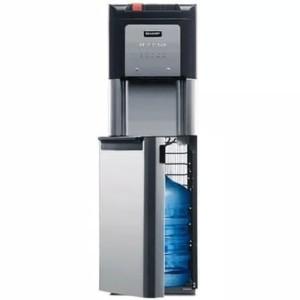 Harga water dispenser sharp galon bawah swd 73ehl bk bottom loading | HARGALOKA.COM