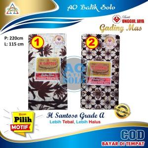 Harga kain batik jarik h santoso grade a gading mas unggul jaya primisima   motif | HARGALOKA.COM