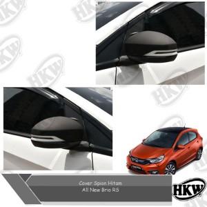 Harga cover spion hitam mobil all new brio | HARGALOKA.COM