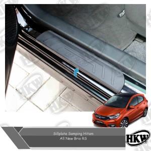 Harga sillplate samping brio hitam mobil all new brio | HARGALOKA.COM