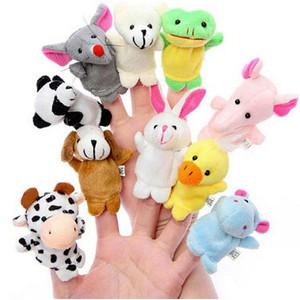 Harga tseloop boneka jari mainan anak bayi finger puppet mainan edukasi   binatang   HARGALOKA.COM