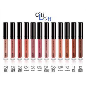 Harga implora urban lip cream matte lipcream lipstick lipstik 12 warna   01 dusky | HARGALOKA.COM