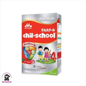 Harga morinaga chil school platinum cokelat susu box 400g 400   HARGALOKA.COM