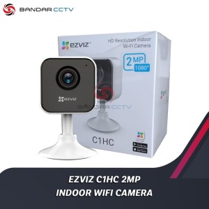 Harga kamera wifi ezviz c1hc 2mp smart indoor | HARGALOKA.COM