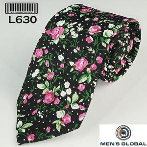 Harga lebar 6 cm fashion dasi elegan hitam motif bunga colour w | HARGALOKA.COM