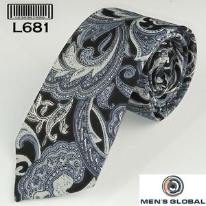 Harga luxury collection dasi fashion lebar 6 cm bisnis batik hitam | HARGALOKA.COM