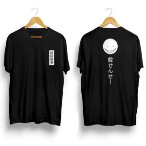 Harga big sale kaos distro pria t shirt pria baju pria korosensei   HARGALOKA.COM