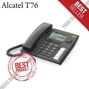 Harga telepon rumah hotel alcatel t76   ori | HARGALOKA.COM