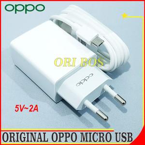 Harga charger oppo a1k original 100 casan oppo micro 2a resmi | HARGALOKA.COM