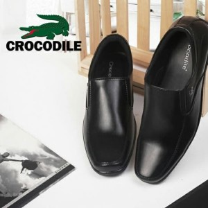 Harga sepatu pantofel pria sepatu formal sepatu kerja crocodile | HARGALOKA.COM