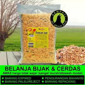 Katalog Kenari Seed Canary Seed Pakan Burung Kiloan Makanan Burung Katalog.or.id