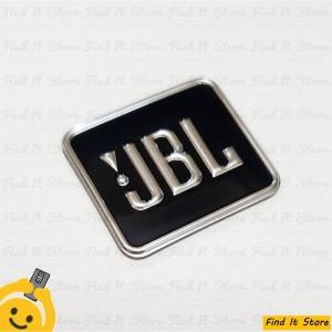Harga sticker emblem jbl logo speaker audio bose harman kardon   HARGALOKA.COM