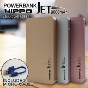 Harga hippo power bank jet 9000mah 2 | HARGALOKA.COM
