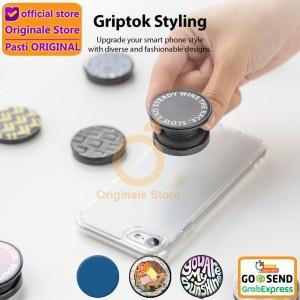 Harga ringke griptok popscket phone holder hp original   | HARGALOKA.COM