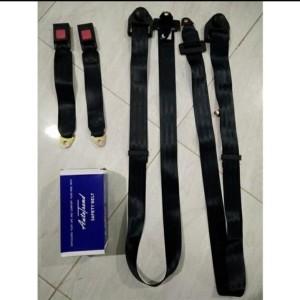 Harga safety belt manual sabuk pengaman mobil dan | HARGALOKA.COM