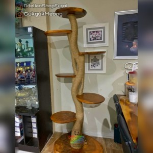 Harga cat tree garukan kucing panjatan kucing   200 | HARGALOKA.COM