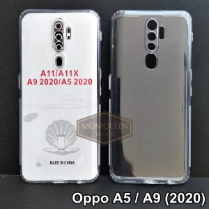 Harga case oppo a5 a9 2020 premium clear soft case bening   HARGALOKA.COM