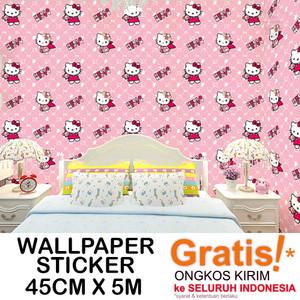 24 Harga Wallpaper Dinding Hello Kitty Murah Terbaru 2020 Katalog Or Id