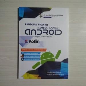 Harga buku membuat aplikasi android dengan android studio | HARGALOKA.COM