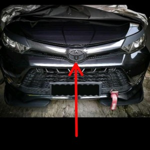 Harga emblem logo grill depan toyota avanza calya rush | HARGALOKA.COM