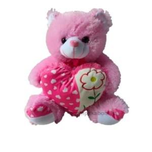Harga boneka bear love bordir | HARGALOKA.COM