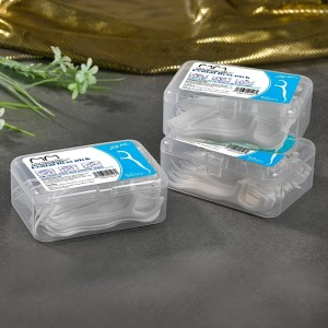 Info Halodent Dental Floss With Toothpick 25pcs Katalog.or.id